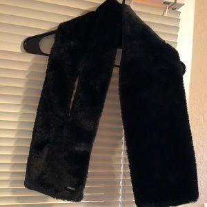 Calvin Klein Faux Fur Scarf